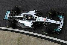 Formel 1 - Video: RE-LIVE: Der Launch des Silberpfeils für 2017