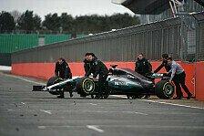 Lewis Hamilton über neuen Mercedes W08: Ein echtes Biest