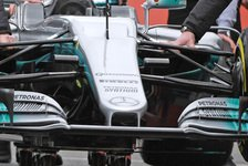 Formel 1 - Bilderserie: Die Technik des Mercedes F1 W08 EQ Power+