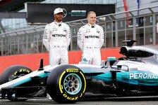 Formel 1, Bottas: Wusste, dass ich gut genug für Mercedes bin