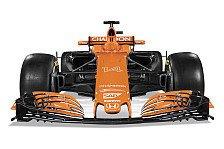 MCL32: McLaren präsentiert neues Auto für 2017