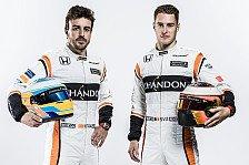 McLaren-Youngster Vandoorne auf der Jagd nach Alonso