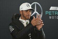 Hamilton-Ärger: Zu wenig Freiheit bei Social Media