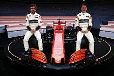 Formel 1 - Bilder: Präsentation McLaren MCL32