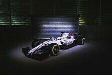 Williams hat nun offiziell den FW40 für die Formel-1-Saison 2017 präsentiert