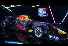 Formel 1 - Video: Red Bull präsentiert den RB13 für die F1 2017