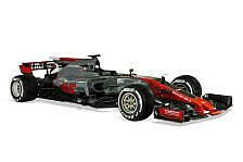Das Haas F1 Team hat sein Auto für die Formel-1-Saison 2017 vorgestellt.