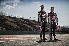 Gene Haas bestätigt Romain Grosjean und Kevin Magnussen für die Saison 2018