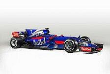 Live-Ticker: Launch der Formel-1-Autos von Red Bull, Toro Rosso und Haas F1