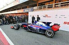 Formel 1 - Bilder: Präsentation Toro Rosso STR12