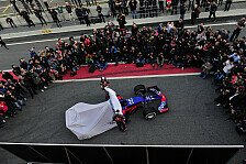 Formel 1 - Video: Toro Rosso-Teamchef Tost: Platz 5 bei den Herstellern das Ziel