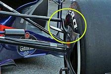 Formel 1 - Bilderserie: Die Technik des Toro Rosso STR12
