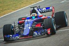 Technik-Check: Blaupfeil Toro Rosso STR12