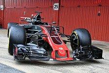 Formel 1 - Bilder: Präsentation Haas F1 Team VF-17