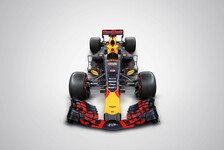 Formel 1 - Bilder: Präsentation Red Bull Racing RB13