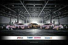 BWT Mücke Motorsport ab 2017 im ADAC GT Masters am Start