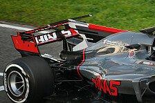 FIA greift durch: Ferrari-Kunde Haas muss in Australien den T-Flügel abbauen