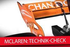 Technik-Check: Der neue McLaren MCL32