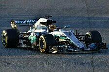 LIVE: Testfahrten in Barcelona I zur Formel-1-Saison 2017 - Tag 1
