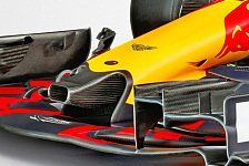 Technik-Check: Red Bull RB13 - Neweys Meisterwerk?