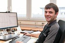 Vorgestellt: Systemadministrator Mario Skobowsky von Mercedes-AMG