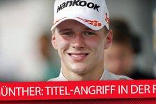 Formel 3 EM - Video: Max Günther: Titel-Attacke mit Prema 2017