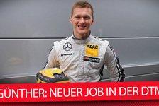 DTM - Video: Max Günther: Neue Herausforderung in der DTM
