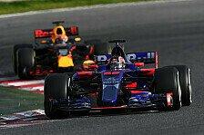 Red Bull und Toro Rosso planen, die technische Zusammenarbeit auszuweiten