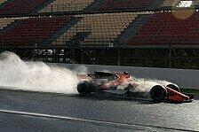 McLaren weit hinter den Erwartungen zurück