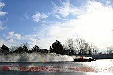 Lehren des Regen-Tests in Barcelona: Ins Wasser gefallen