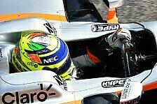 Perez vor Auftakt in Melbourne zum Abnehmen gezwungen: Diät für Force India