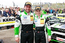 YACO Racing mit Frey/Geipel im Audi am Start