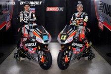 Moto2 - Bilder: Dynavolt Intact GP präsentiert sein Moto2-Team für 2017