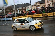 ADAC Opel Rallye Cup - Bilder: Testlauf