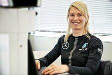 DTM - Ulrike Fröhlich: Organisations-Genie bei Mercedes