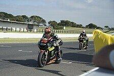 Motorrad-Elektro-Serie mit Fahrern und Teams aus MotoGP und Moto2 2019 geplant