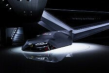 DTM - Bilder: Der neue Audi RS 5 DTM für 2017