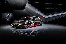 Audi präsentiert den neuen RS 5 DTM