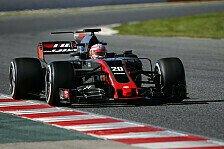 Kevin Magnussen kritisiert die alten Formel-1-Autos scharf