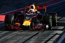 Red-Bull-Pilot Ricciardo fürchtet neben Mercedes und Ferrari 2017 auch Williams