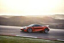 Genfer Autosalon: McLaren 720S feiert Debüt