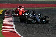 Die Antworten zu den Formel-1-Testfahrten in Barcelona