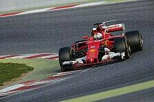 Live-Ticker zur zweiten Woche der Formel-1-Testfahrten in Barcelona, Donnerstag