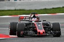 Formel-1-Saisonauftakt Australien: Haas-Teamchef Steiner hofft auf Punkte