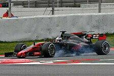 Haas-Pilot Grosjean: Volle Ferrari-Power erst in Melbourne im Einsatz