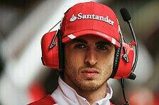 Neuer Job als Freitagsfahrer: Ferrari-Junior Giovinazzi ab Silverstone im Haas