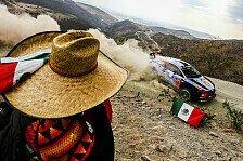 WRC - Bilder: Rallye Mexiko - Shakedown & Vorbereitungen