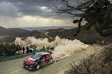 Ticker: Alle News zur Rallye Mexiko 2017