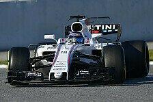 Formel 1: Williams hat seine Schwachstellen dank der neuen Regeln behoben