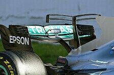 Schon wieder: Mercedes-Pilot Bottas verliert T-Flügel - Red Bull fordert Verbot